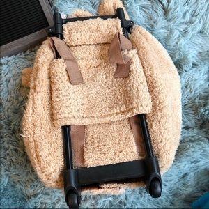 Kreative Kids Accessories - NWT Kreative Kids Rolling Backpack